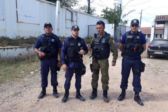 SEGURANÇA: GUARDA MUNICIPAL E POLÍCIA MILITAR SALVAM HOMEM, APÓS TENTATIVA DE SUICÍDIO