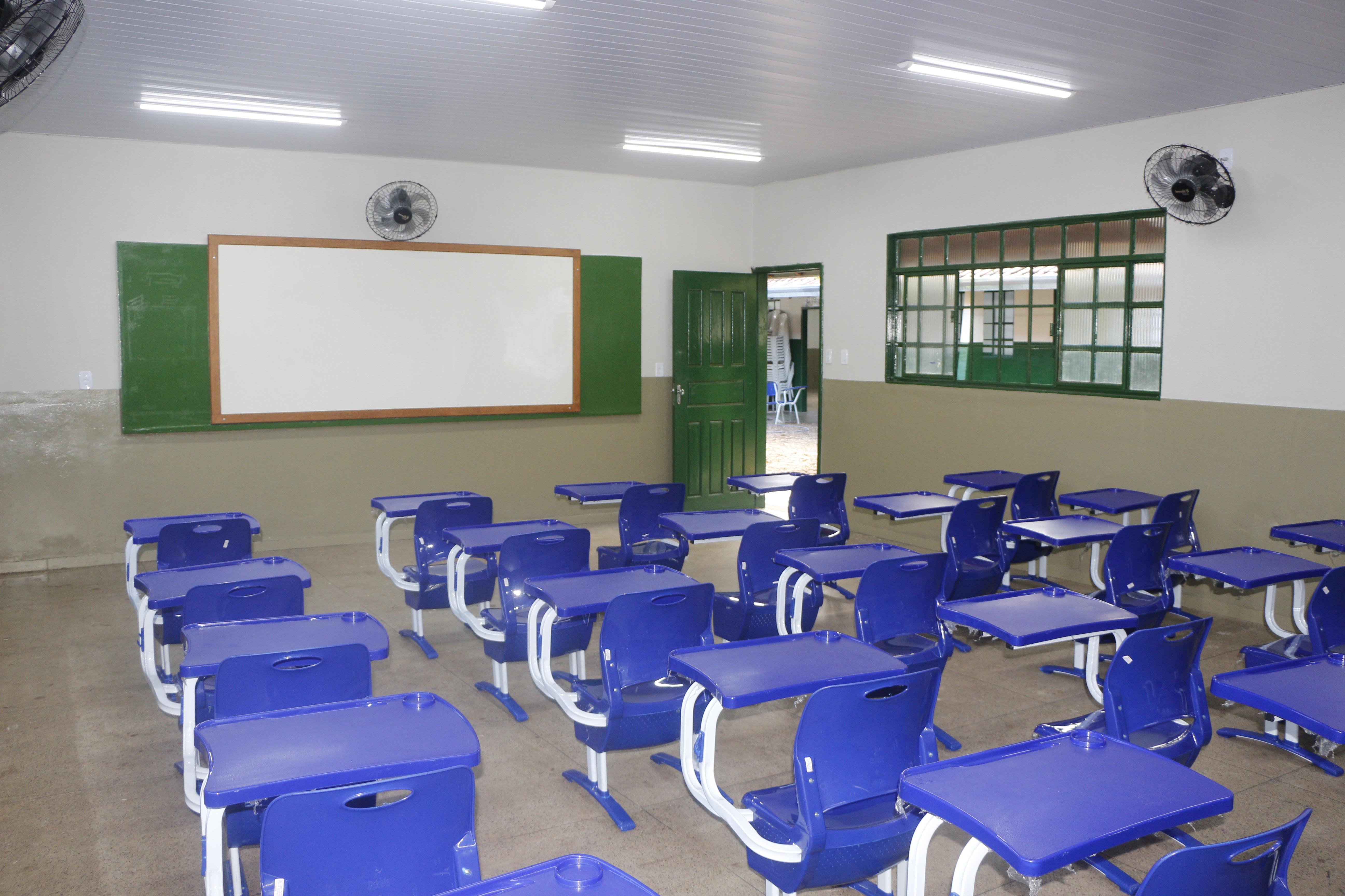 EDUCAÇÃO: APÓS REFORMA, ESCOLA PAULO UMBELINO EM MORADA NOVA É REINAUGURADA NESTA SEXTA-FEIRA