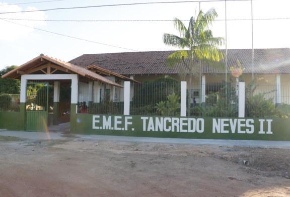 EDUCAÇÃO: ESCOLA TANCREDO NEVES EM MORADA NOVA SERÁ ENTREGUE NESTA SEXTA-FEIRA