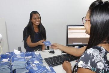CIDADANIA: 700 CARTEIRAS DE TRABALHO JÁ ESTÃO DISPONÍVEIS PARA ENTREGA