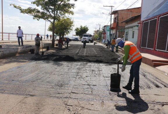 TAPA-BURACO: AVENIDA MARECHAL DEODORO NA MARABÁ PIONEIRA RECEBE MELHORIAS