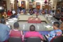 FESTEJO: REUNIÃO ACERTA ÚLTIMOS DETALHES PARA APRESENTAÇÕES DOS GRUPOS JUNINOS