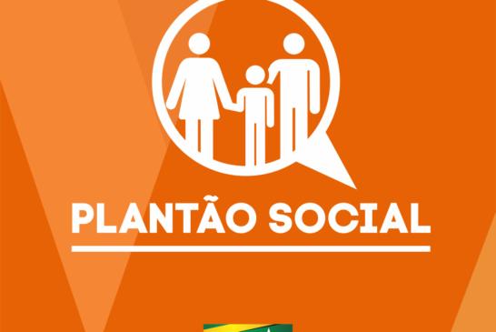 PLANTÃO SOCIAL: FIQUE ATENTO AOS SERVIÇOS DA SEASPAC DURANTE O FIM DE SEMANA.