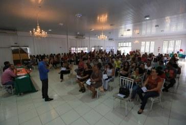 EDUCAÇÃO: SEMED ENCERRA SEMESTRE LETIVO EM REUNIÃO COM GESTORES DE ESCOLAS