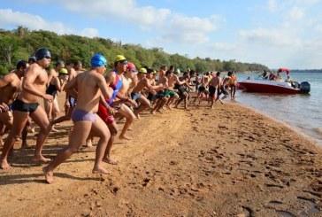 VERÃO 2018: TRAVESSIA DO RIO TOCANTINS ENCERRA A PROGRAMAÇÃO ESPORTIVA DO FIM DE SEMANA