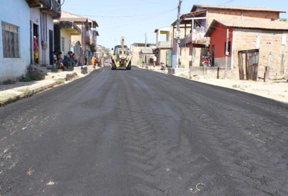OBRAS: OPERAÇÃO RECUPERA RUAS NA MARABÁ PIONEIRA
