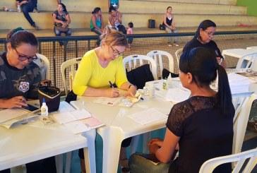 UTILIDADE PÚBLICA: POLÍCIA CIVIL PROMOVE MUTIRÃO DE EMISSÃO DE RG NO GINÁSIO DA FOLHA 16