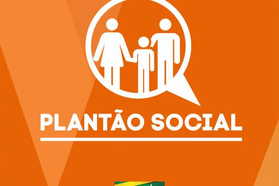 PLANTÃO SOCIAL: VEJA QUEM ESTÁ DE PLANTÃO NESTE FIM DE SEMANA