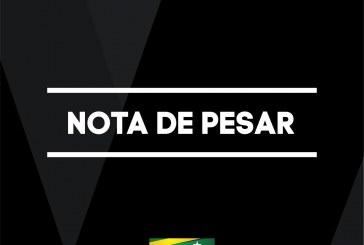 NOTA OFICIAL DE PESAR PELO FALECIMENTO DO EX-VEREADOR GUIDO MUTRAN JÚNIOR