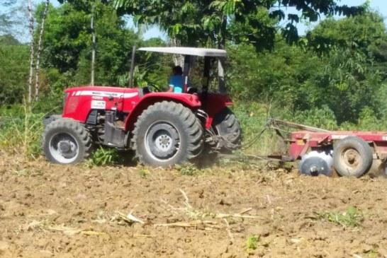 AGRICULTURA: DEPARTAMENTO DE MECANIZAÇÃO MELHORA INFRAESTRUTURA PARA ATENDIMENTO AO PEQUENO AGRICULTOR