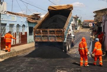 OBRAS: RECUPERAÇÃO DE VIAS CONTINUAM NA MARABÁ PIONEIRA