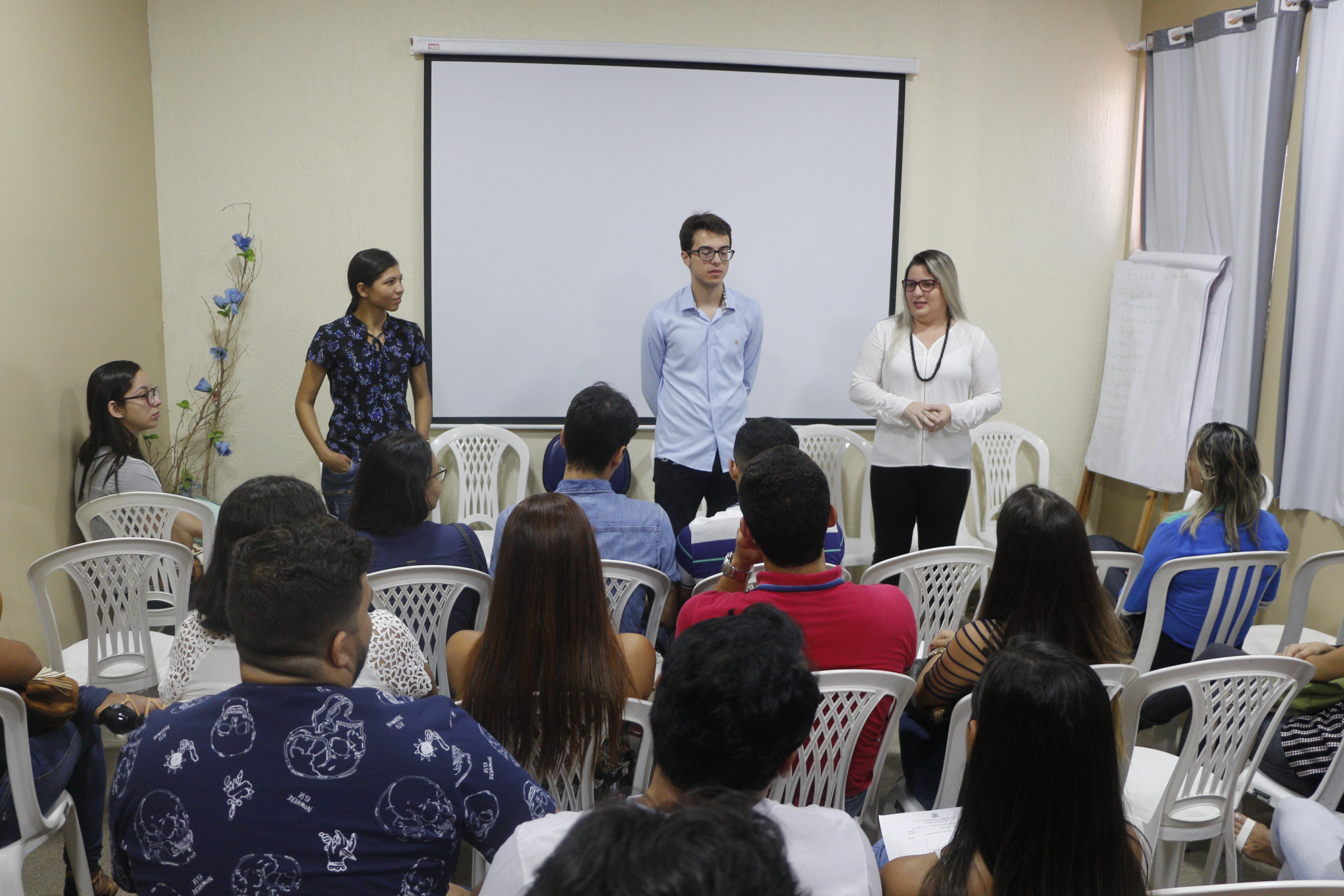 SAÚDE: ACADÊMICOS DE MEDICINA FAZEM INTERNATO NA REDE PÚBLICA MUNICIPAL