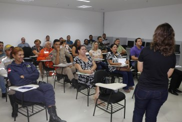 SEGURANÇA: PROFESSORES E AGENTES DE TRÂNSITO PARTICIPAM DE CURSO NO DETRAN