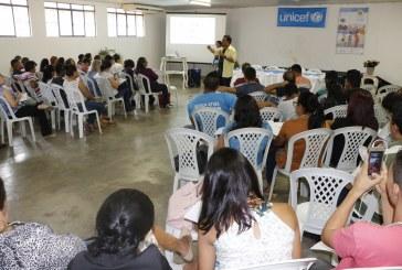 ASSISTÊNCIA SOCIAL: MARABÁ SEDIA CICLO DE CAPACITAÇÃO DO SELO UNICEF