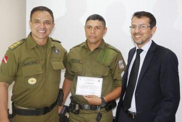 EDUCAÇÃO: POLICIAIS MILITARES RECEBEM FORMAÇÃO PARA ATUAR NO PROJETO COLÉGIO MILITAR