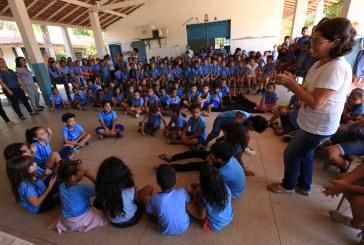 EDUCAÇÃO: CAMPEÃ DO IDEB EM MARABÁ PROMOVE PROJETO DE LEITURA E ESCRITA