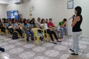 SETEMBRO AMARELO: COORDENAÇÃO DE SAÚDE MENTAL PROMOVE PALESTRA PARA JOVENS