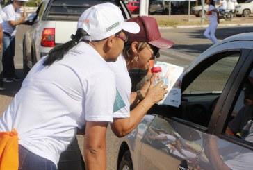 SAÚDE: BLITZ MOVIMENTA CAMPANHA DE DOAÇÃO DE LEITE MATERNO