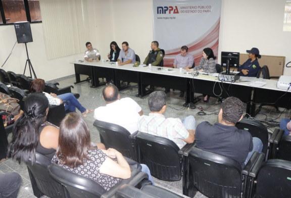 SEGURANÇA: ÓRGÃOS E MP DISCUTEM ESTRATÉGIAS DE SEGURANÇA PARA COMERCIANTES