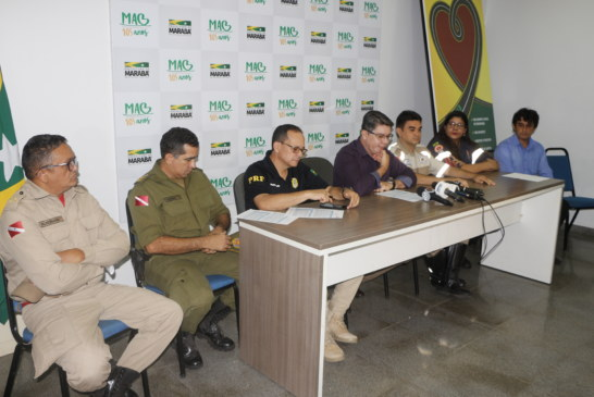 SEGURANÇA: SECRETARIA INSTITUCIONAL LANÇA PROGRAMAÇÃO DA SEMANA NACIONAL DE TRÂNSITO