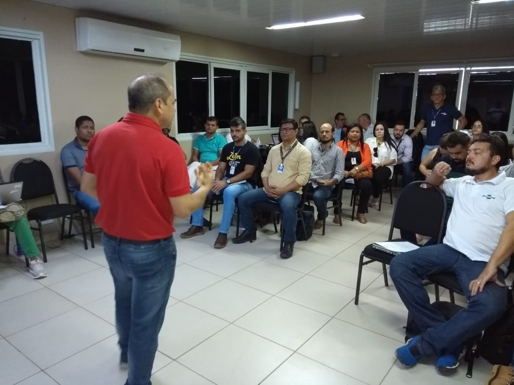 AGRICULTURA: SEAGRI PARTICIPA DE OFICINA DE TRANSFERÊNCIA DE TECNOLOGIAS