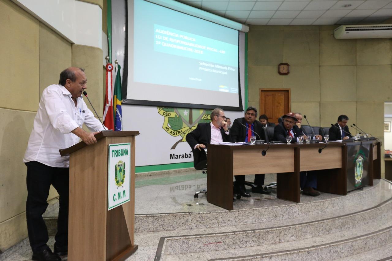 GESTÃO: PREFEITURA CONVIDA PARA APRESENTAÇÃO DE PRESTAÇÃO DE CONTAS DO SEGUNDO QUADRIMESTRE DE 2018.