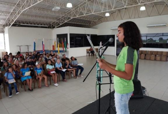 """EDUCAÇÃO: FESTIVAL """"MATINA PERERA"""" PROMOVE LEITURA ENTRE ESTUDANTES"""