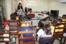 CULTURA: ESTUDANTES APRENDEM TÉCNICAS DE PRODUÇÃO DE VÍDEOS EM AÇÃO PROMOVIDA PELA BIBLIOTECA