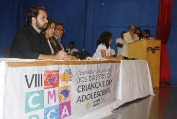 CIDADANIA: CONSELHO REALIZA 8ª CONFERÊNCIA MUNICIPAL DOS DIREITOS DA CRIANÇA E ADOLESCENTE