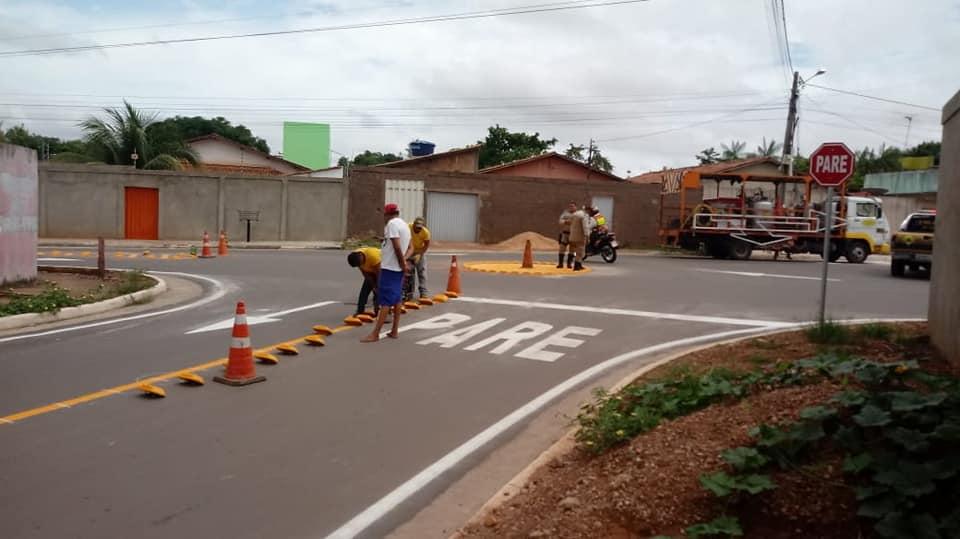Segurança: DMTU intensifica sinalização de trânsito por toda a cidade