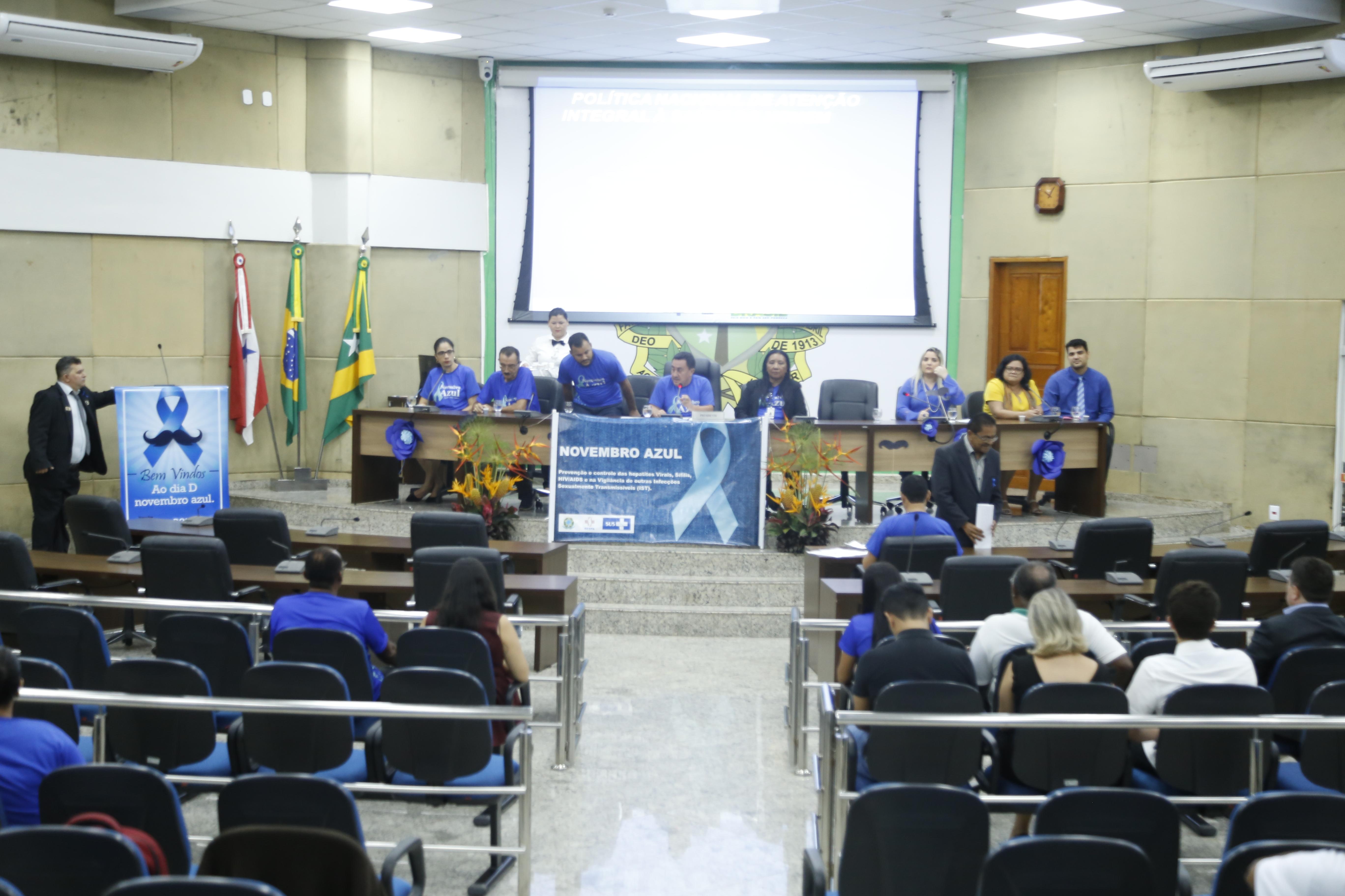 Novembro Azul: Secretaria de Saúde realiza cerca de 5 mil atendimentos durante o mês em Marabá