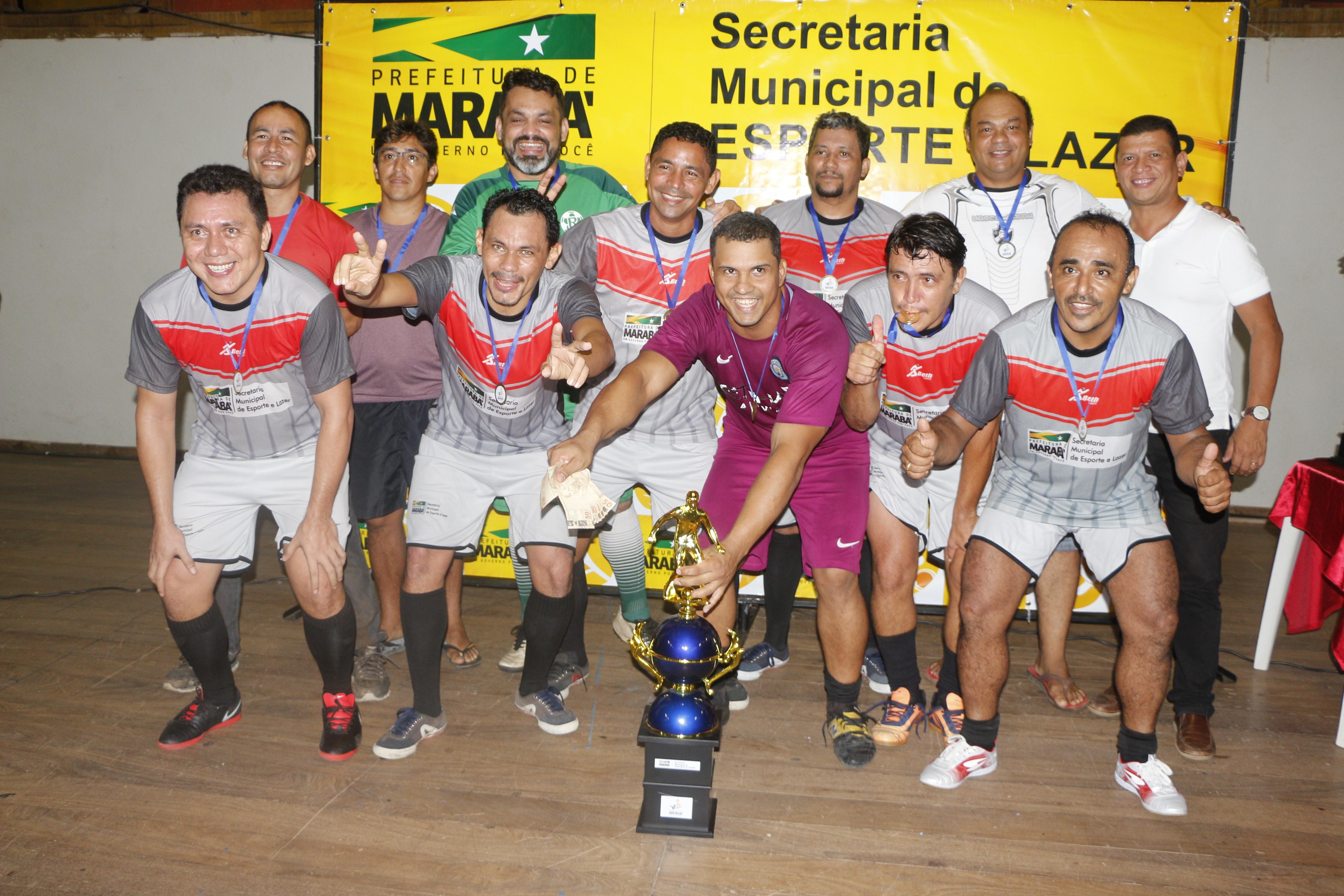 Esporte: Semel promove finais do futsal dos Jogos dos Servidores e Campeonato Marabaense