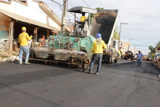 Sevop: AvenidaManausno Belo Horizonte ganha recapeamento