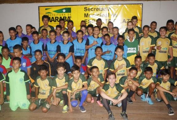 Esporte: Semel encerra atividades esportivas com Projeto Esporte do Futuro