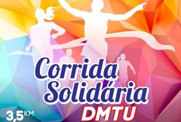 Esporte: DMTU convida população para 1ª Corrida Solidária