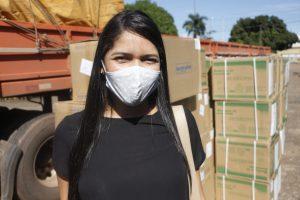 diretora de vigilância em saúde de Marabá